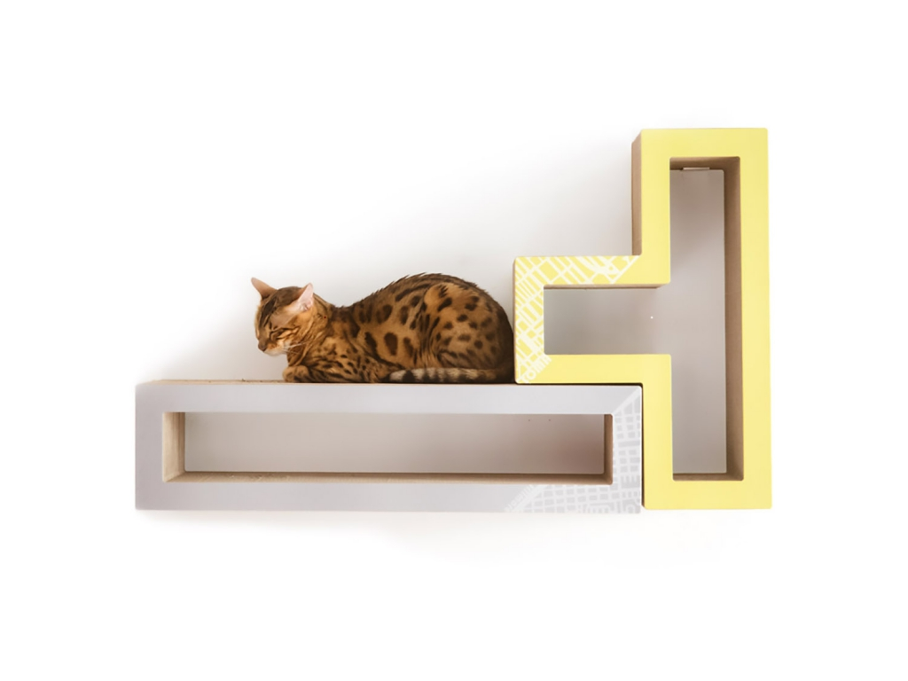 Katris Cat Shelves
