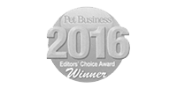 Pet Business 2016 Editors' Choice Award Winner