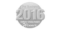 Pet Business 2016 Editors' Choice Award Winner